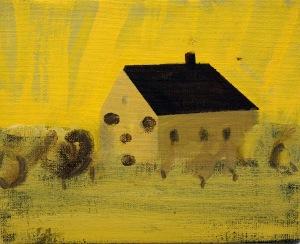 Barnhem, 2015, målning